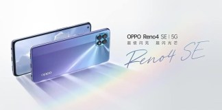 OPPO Reveals its Plans to Launch the Reno4 SE Smartphone on September 21