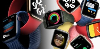 Apple Launches the Watch Series 6 for $399