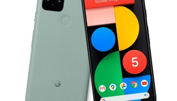 Google Finally Launches the Google Pixel 5 smartphone