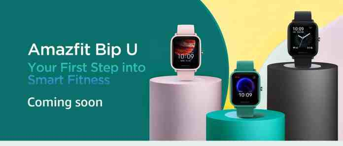 Entire Specs of the Huami Amazfit Bip U Leaks Ahead of Launch