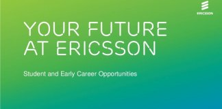 Ericsson to Host the Graduate Program 2020 Edition in Africa