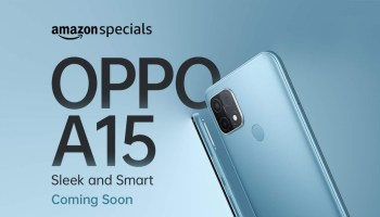 OPPO to Launch the OPPO A15 Smartphone in India Tomorrow