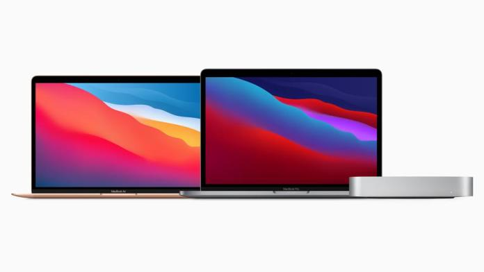 Apple Unveils the New Macbook Air and the New Macbook Pro Powered by the New M1 Chipset