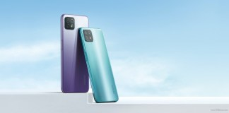 OPPO Launches the A53 5G Budget Smartphone for 1,299 Yuan (~$198)
