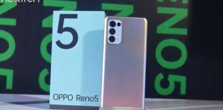 OPPO Reno5 4G to Debut in Indonesia on January 12