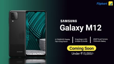 FCC Certification of the Samsung Galaxy M12 Suggests that Its Launch is Imminent