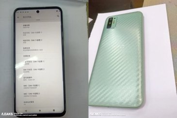 Live Shots of the HTC Desire 21 Pro 5G Emerge; Key Details Revealed