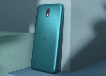 Rumoured Specifications, Pricing, and Colour Options of the Nokia 1.4 Leaks