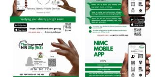 Minister of Communication and Digital Economy Approves the release of the NIMC Mobile Application