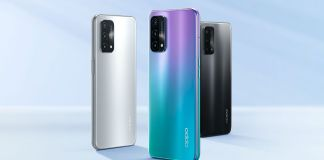 OPPO A93 5G Launches in China with a 90Hz screen, 48MP triple camera system, and Snapdragon 480 processor