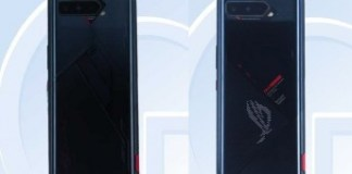 A Cheaper Variant of the ASUS ROG Phone 5 Surfaces at TEENA with a Different Design