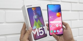 Galaxy M51 gets booted to the One UI 3.1 (Android 11) platform