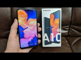Samsung Galaxy A10e starts getting Android 11 push