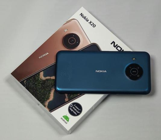 Nokia allows X20 users Android 12 preview with beta upgrade