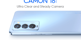 Official Renders of the Tecno Camon 18, 18P, and 18 Premier Emerge – Launch Seems Imminent