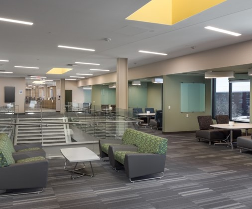 Student And Academic Services Building Brings NAU Two Awards For