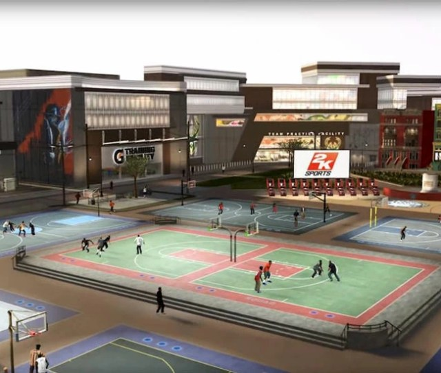 Nba 2k Notes Fixes Inbound Glitch Matchmaking Issues Vc Bugs More