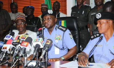 Massive Trimuph as IGP declared Innocent, NPF PRO Jimoh Moshood Promoted