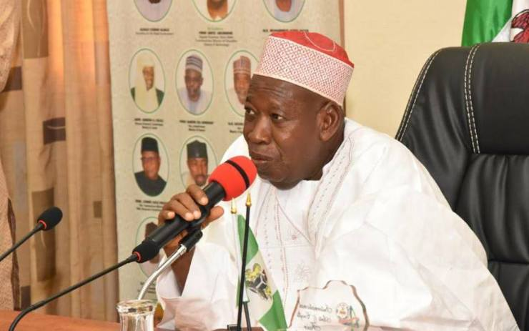 Dr. Abdullahi Ganduje, the Governor of Kano State, said rice production in the state has reached three million tonnes per year.