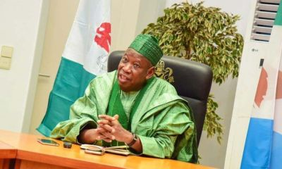 KANO STATE GOVERNMENT EASE OF LOCKDOWN