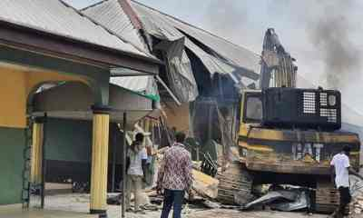 POSITIVE! Manager of Demolished Rivers Hotel Reportedly has COVID-19