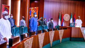 President-Buhari Inaugurates Steering Committee to Oversee Vision 2050
