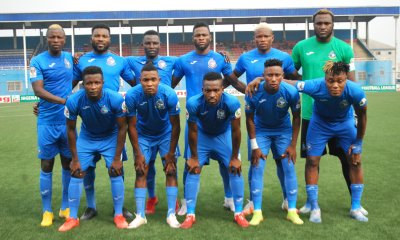 AFRICAN FOOTBALL: Enyimba Defeat ES SETIF 2-1 IN Aba
