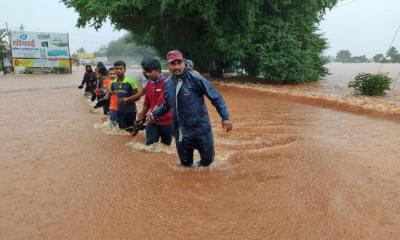 Death Toll Passes 100 After Landslides and Flooding Sparked by India Monsoon
