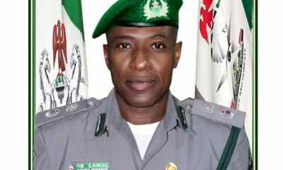 NCS, FOU Zone 'C' Intercepts Tramadol And Other Smuggled Goods Worth Over N99 Million Between April-June 2021.
