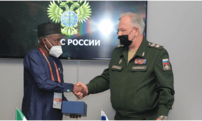 Nigeria Signs Military-Technical Cooperation Treaty with Russia