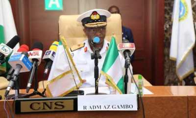 Arms Proliferation: Navy Urges FG to Build Walls Across Borders