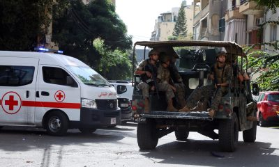 At least 2 Dead as Heavy Gunfire Breaks Out at Beirut Protest