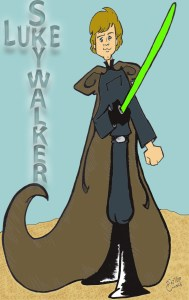 Skywalker Jedi Knight
