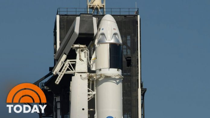 SpaceX's Falcon 9 Rocket Set To Launch On Wednesday ...