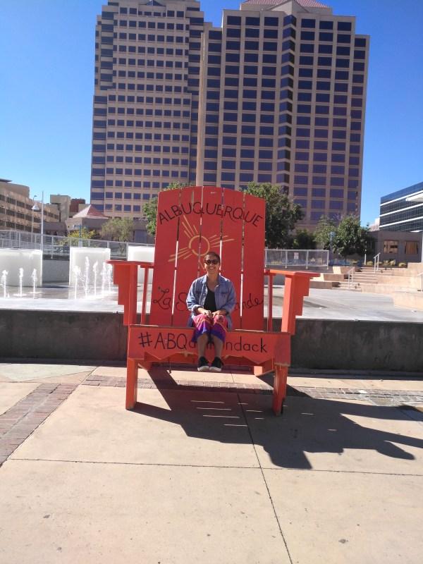 Chelsea Albuquerque Chair