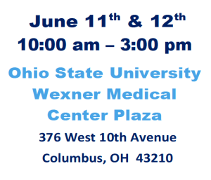 OSU Wexner Medical Center hosting Journey June 11 & 12 text