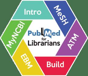 PubMed for Librarians logo
