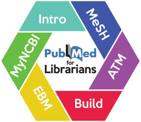 PubMed for Librarians logo