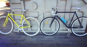 Picture:  Bicycles