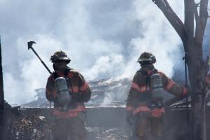 Arson Photo