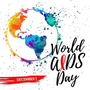 World AIDS Day 2018 logo