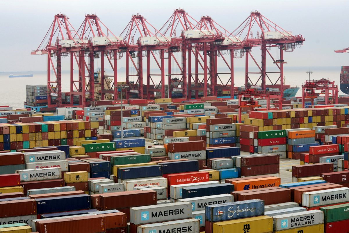 US Trade Deficit Hits 8-Month Low as Gap With China Shrinks