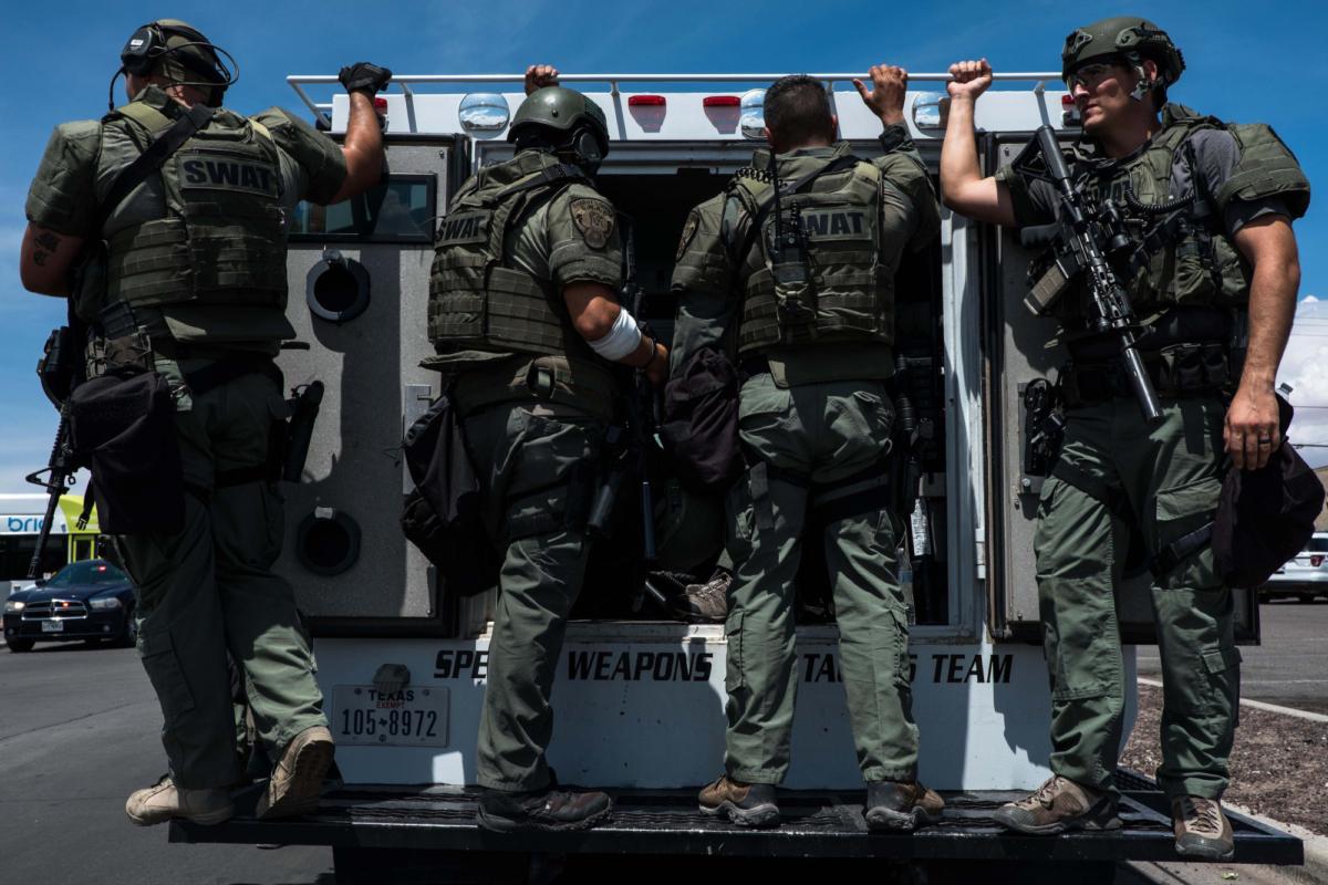 Suspect In El Paso Walmart Shooting Identified