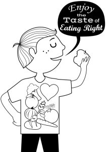 Free Handouts: Enjoy the Taste of Eating Right