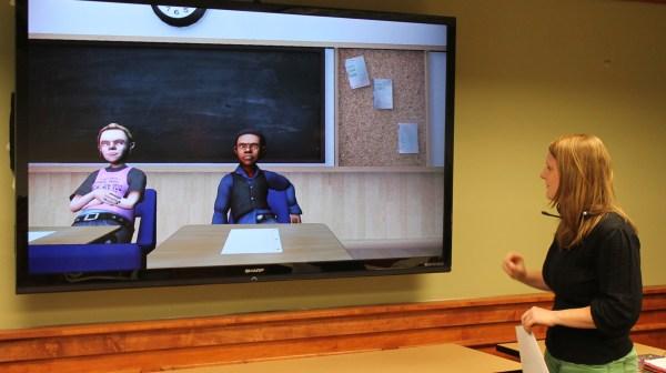 Um Student Avatars Teacher Training - Ole