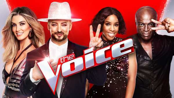 The Voice Australia Judges 2014 - Year of Clean Water