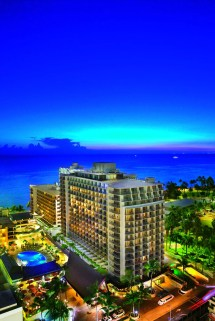 Outrigger Reef Waikiki Beach Resort Hotels And