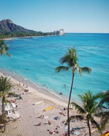 Outrigger Waikiki Beach Resort Opening Voyager 47 Club