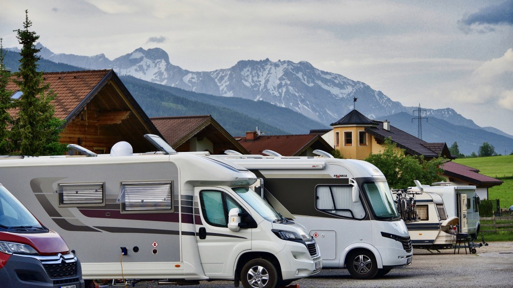 RV parking updated more than 1650 location listings