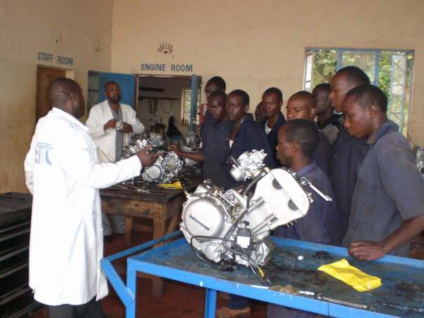Vocational Schools in Africa